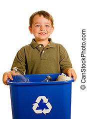 αποθήκη , γενική ιδέα , ανακύκλωση , νέος , απομονωμένος ,...