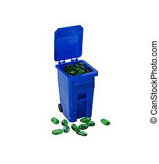 αποθήκη , μετάβαση , πράσινο , ανακύκλωση