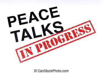 αποκαλύπτω , πρόοδοσ, εξέλιξη , ειρήνη