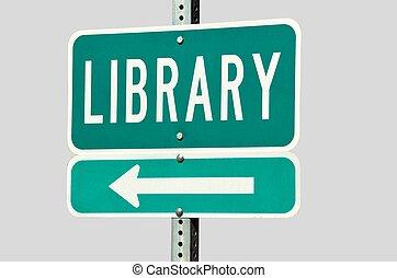 απομονωμένος , ανήκων στο δημόσιο βιβλιοθήκη , δρόμος αναχωρώ