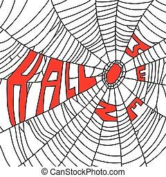 απομονωμένος , ιστός , μετοχή του draw , χέρι , μικροβιοφορέας , κόκκινο , δραμάτιο , γράφω άσκοπα , μαύρο , αράχνη , τιμωρία σε μαθητές να γράφουν το ίδιο πολλές φορές , φόντο , εικόνα , παραμονή αγίων πάντων , άσπρο , λέξη