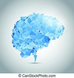 αποσιωπητικά , 1804 , poly, εγκέφαλοs , συνδετικός , χαμηλός