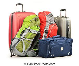αποσκευέs , ταξιδεύω , βαλίτσα , μεγάλος , τσάντα , ...