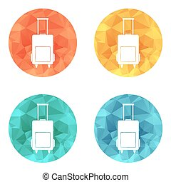 αποσκευέs , τσάντα , εικόνα , μικροβιοφορέας