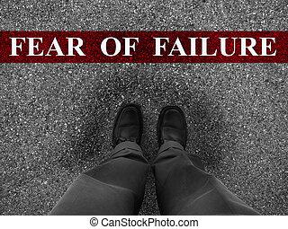 αποτυχία , φόβος , επιχείρηση