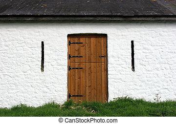 απoθήκη , πόρτα