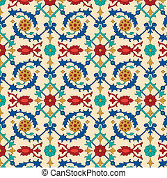 αραβικός , seamless, πρότυπο