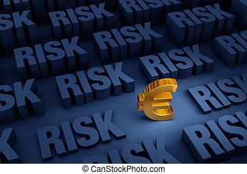 αργαλειός , euro , ριψοκινδυνεύω