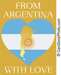 αργεντινή , αγάπη