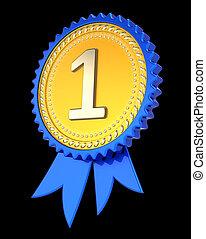 αριθμητική 1 , 1 , βραβείο , ταινία , 1st , πρωτείο , μετάλλιο