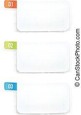 αριθμητική , banners., άσπρο , χαρτί