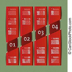 αριθμητική , banners., χαρτί