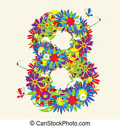 αριθμοί , άνθινος , design., βλέπω , επίσηs , αριθμοί , μέσα...