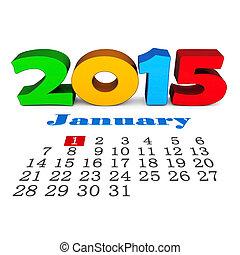 αριθμός , καινούργιος , εικόνα , έτος