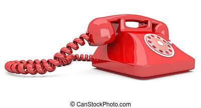 αριστερός τηλέφωνο