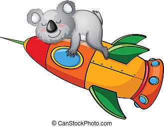 αρκούδα , πύραυλοs