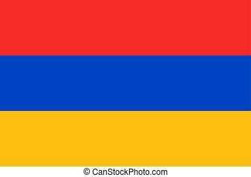 αρμενία , εθνικός , μικροβιοφορέας , σημαία , εικόνα