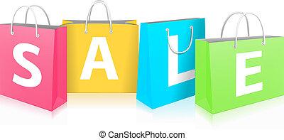 αρπάζω , ψώνια , πώληση
