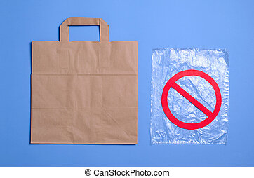 αρπάζω , όχι , γενική ιδέα , δέσμη , πλαστικός , eco, λέω , χαρτοσακούλα , ανακυκλώνω , φιλικά