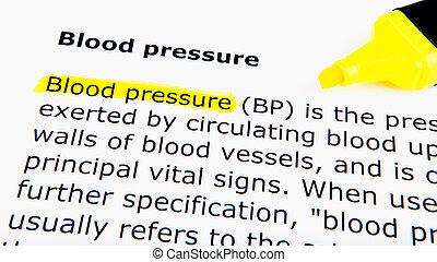 αρτηριακή πίεση