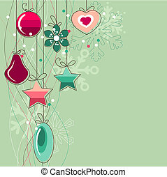 αρχίδια , ελαφρείς , xριστούγεννα , διαμορφώνω κατά ορισμένο τρόπο , αγίνωτος φόντο , γύρος