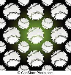 αρχίδια , μπέηζμπολ , seamless
