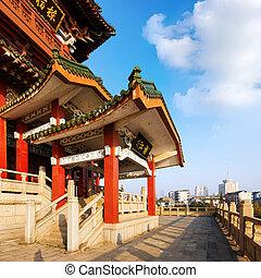 αρχαίος , αρχιτεκτονική , κινέζα