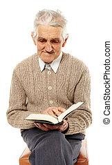 αρχαιότερος , βιβλίο ανάγνωσης