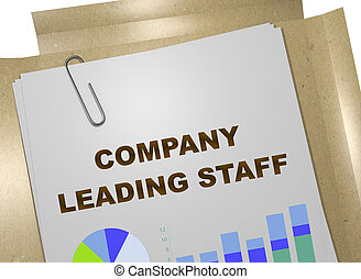 αρχηγία , εταιρεία , γενική ιδέα , προσωπικό