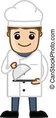 αρχιμάγειρας , τροφή , μικροβιοφορέας , πιάτο