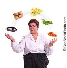 αρχιμάγειρας , curvy