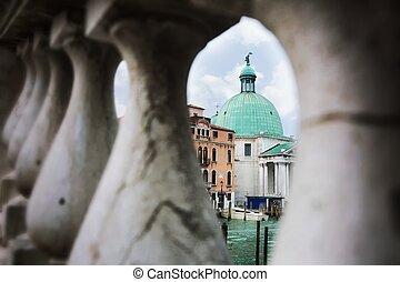 αρχιτεκτονική , μέσα , βενετία