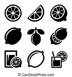 ασβέστηs , set., μικροβιοφορέας , λεμόνι , απεικόνιση