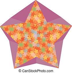 αστέρι , σύμβολο , μικροβιοφορέας