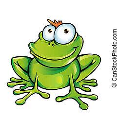 αστείος , βάτραχος