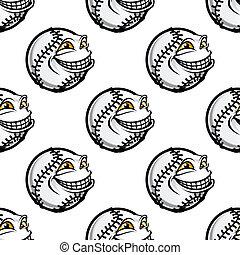 αστείος , μπάλα , μπέηζμπολ , γελοιογραφία , πρότυπο