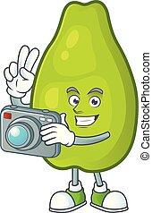 αστείος , παπάγια , φωτογράφος , χαρακτήρας , ζεσεεδ ,...