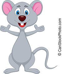 αστείος , ποντίκι , γελοιογραφία