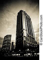 αστικός , cityscape