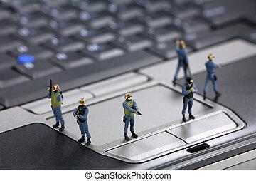 ασφάλεια , γενική ιδέα , ηλεκτρονικός υπολογιστής