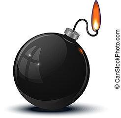 ασφάλεια ηλεκτρική , γριά , αόρ. του light , βόμβα , ...