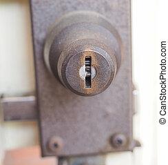 ασφάλεια , κλειδαριά