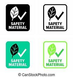 ασφάλεια , σήμα , ουσιώδης , προστατευτικός , πληροφορία , υγεία