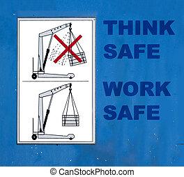 ασφάλεια , στη δουλειά