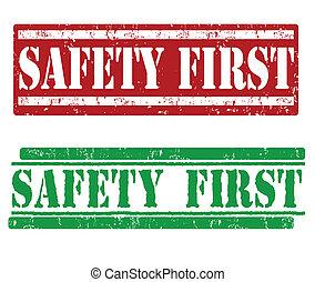 ασφάλεια 1 , αποτύπωμα