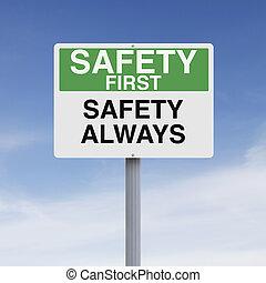 ασφάλεια , always, πρώτα