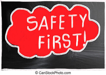 ασφάλεια , first!