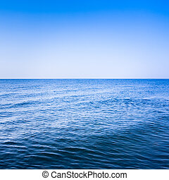 ατάραχα , θάλασσα , οκεανόs