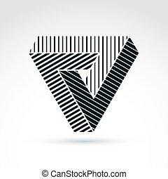 ατάραχος , τρίγωνο , parts., γεωμετρικός , αφαιρώ , τρία , σύμβολο , μικροβιοφορέας , icon., infographics, γαλόνι , παραλληλίζομαι , checkmark
