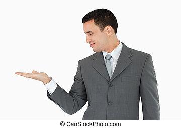 ατενίζω , επιχειρηματίας , δικός του , βάγιο